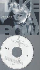 CD--MADONNA -- -- TAKE A BOW