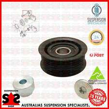 Deflection/Guide Pulley, V-Ribbed Belt Suit AUDI A6 Avant 3.0 quattro