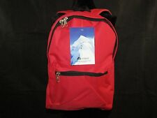"EVEREST 15"" Red Backpack - NWT"