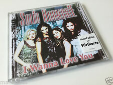 Solid HarmoniE - I Wanna Love You - Maxi CD Single