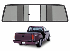 CRL Duo-Vent Four Panel Slider Solar Glass 67-72 Large Window GMC/Chevy Truck
