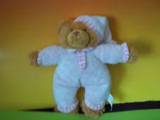 Chosun Pink Pajama PJ Bear Plush Stuffed Animal Toy Lovey GUC
