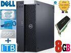 Dell Precision T3600. Tower, Intel Xeon E5 Quad 3.6GHz, 8GB,120 SSD+1TB,GRAPHICS