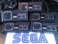 x 1 Official Sega MASTER SYSTEM Original Controller Game Pad