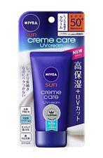 NIVEA SUN CREAM CARE UV cream 50g/ SPF50+ /PA++++ Shipping from Japan