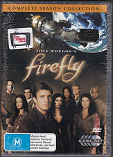 Firefly - Complete Season Collection - DVD (4xDiscs Region 4)