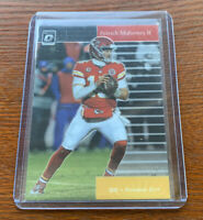 Patrick Mahomes 2019 Donruss Optic 1999 Tribute Insert Card #99-9
