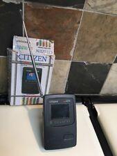 "Citizen ST555-IB 2"" LCD PAL-I System 1B"