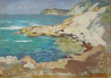 Lucien MARTIAL (1892-1987) Prix de Rome, Peintre de la Marine