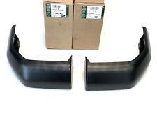 LAND ROVER DISCOVERY 2 99-04 FINISHER BUMPER REAR END CAP SET LH RH GENUINE NEW