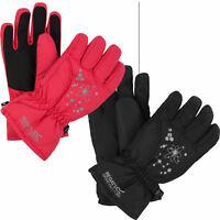 Regatta Arlie II Kids Gloves Girls Boys Insulated Winter Glove