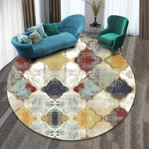Moroccan Rug Geometric Trellis Rugs Living Room Carpet Hallway Runner Floor Mat