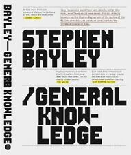 NEW - General Knowledge by Bayley, Stephen