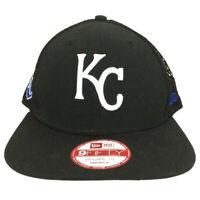 Kansas City Royals Hat KC 9Fifty New Era Mesh Snap Back MLB Baseball Trucker Cap