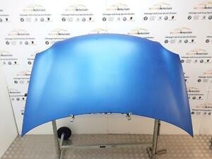 VOLKSWAGEN POLO 9N Bonnet LA5M Mercato Blue 02 - 05