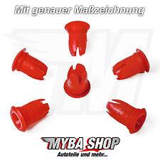 20x Befestigung Zierleisten Tülle Druckknopf für Mercedes-Benz 0019882081 Neu