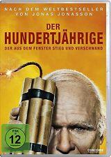 DVD * DER HUNDERTJÄHRIGE , DER AUS DEM FENSTER STIEG UND VERSCHWAND # NEU OVP $