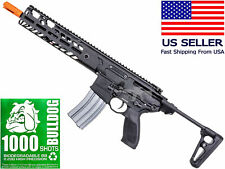Sig Sauer MCX Virtus ProForce Airsoft Rifle M4 Style AEG +FREE 1000 Bulldog BBs