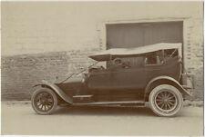 Photo Au Citrate Voiture Auto Automobile Vers 1920