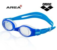 Arena Swimming Goggles, - Blue FrameClear Lens