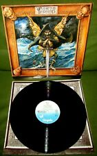 JETHRO TULL Broadsword & The Beast ORIGINAL 1st DE CHRYSALIS 1982 + Inner