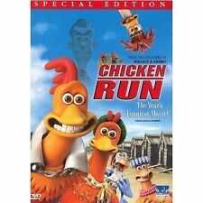 Chicken Run Dvd Nick Park(Dir) 2000