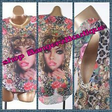 EGYPTIAN LADY SUBLIMATION HIGH LOW TOP