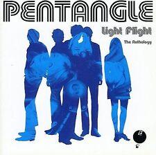 Light Flight: The Anthology by Pentangle (CD, Mar-2006, 2 Discs, Castle Music Ltd. (UK))