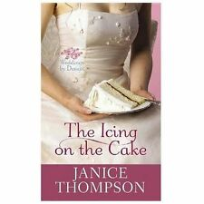 The Icing on the Cake (Weddings by Design)-ExLibrary