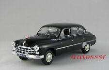 DeAgostini 1:43 Russian limousine ZIM-12 (GAZ-12) & mag №3
