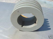 THIS IS A FOUR GROVE  B SECTION BELT PULLEY