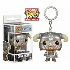 Funko Pocket POP Keychain The Elder Scrolls Skyrim Dovahkiin Vinyl Figure