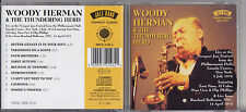 Woody Herman. Live at Newport Jazz Festival 1972 The Thundering Herd 2013 JZ2.11