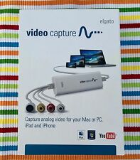 Elgato Video Capture Analog~New!