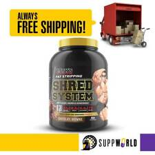 Max's Shred System Lean Protein Powder / Fat Burning / Muscle Growth Thermogenic
