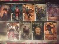 BOOKS OF MAGIC # 1,2,3,4,5,6,7,8,9 COMIC DC 2019 VERTIGO 10 LOT SANDMAN