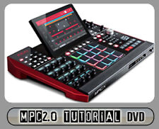 Akai MPC Software 2.1 Instructional DVD Tutorial (for MPC Live MPC Touch MPC X)
