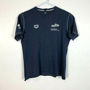 Arena Australian Dolphins Swim Team AIS Rare Team Issue T Shirt Size Men's Large