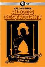 Alice's Restaurant 50th Anniversary Concert (2016, DVD NEUF)