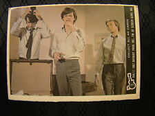 Vintage The Monkees Raybert Trading Card 1967 35 A Michael Micky Peter Dressing