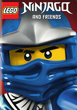 Lego Ninjago and Friends (DVD,2014)