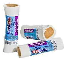 Redbarn Peanut Butter Flavor Meat Filled Bone 5-6in