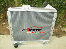 Radiator de aluminio de para Renault Super 5 GT R5 R9/11 1.4 Turbo AT 50mm