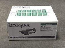 Lexmark 12A6865 Black High Yield Toner Cartridge T620 T622 Genuine New Seal Box