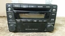 04 05 06 Mazda MPV Van 6 Disc CD Radio Receiver OEM LE44669RX