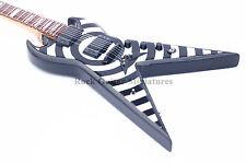 RGM214 Zakk Wylde ZV Miniature Guitar