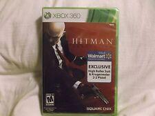 Hitman: Absolution (Microsoft Xbox 360, 2012) Walmart Exclusive.