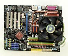 MSI P43 Neo3 MS-7514 Motherboard w/CPU Intel Core 2 Quad 4GB RAM CEREC 3 CAD/CAM