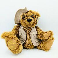 Dan Dee 100th Anniversary Theodore Roosevelt Stuffed Plush Teddy Bear 1902-2002