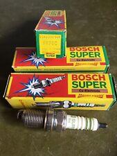 Spark Plugs X 4 Bosch Super R6 368 FR7DC